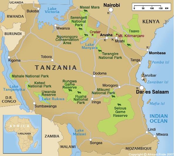 Tanzania Travel Guide Pdf